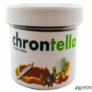 Chrontella: Weed-Infused Nutella Knock-Off Gets Nutty