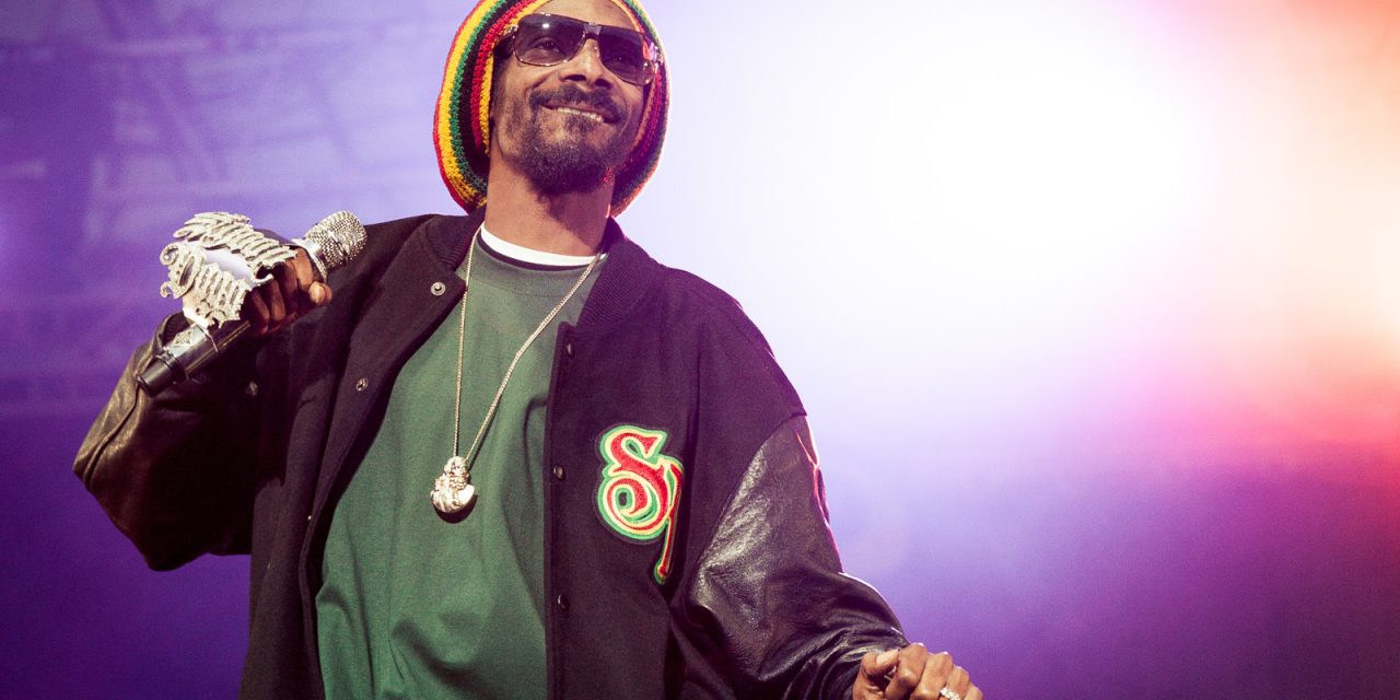 In An Unsurprising Move, Snoop Dogg Appears In Video Endorsing Recreational Marijuana Legalization