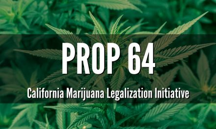 California's Prop 64 passes for recreational marijuana