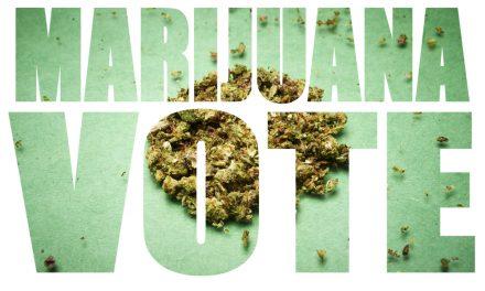 Legalized Marijuana Wins Big on Election Night