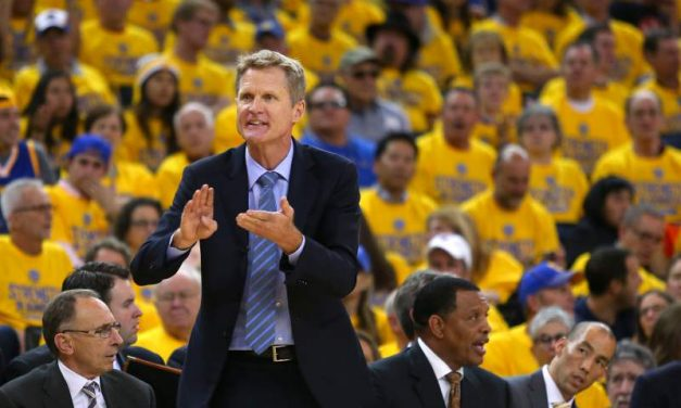 Warriors Coach Steve Kerr Used Medical Marijuana for Ailing Back