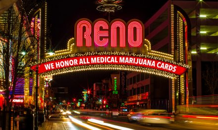Passport to Pot: Nevada Law Opens Doors To All