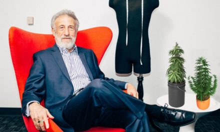 George Zimmer Says You'll Enjoy Smoking Weed – Guaranteed