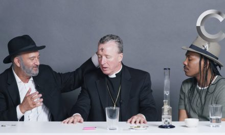 Video Goes Viral with Priest, Rabbi, and Atheist Smoking Weed Together