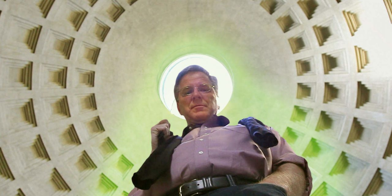 10 reasons why Rick Steves should be the patron saint of pot legalization