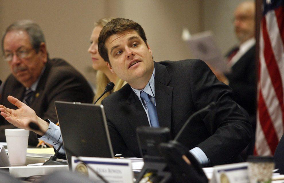 Two Florida Congressmen Introduce Bill To Make Marijuana Schedule III