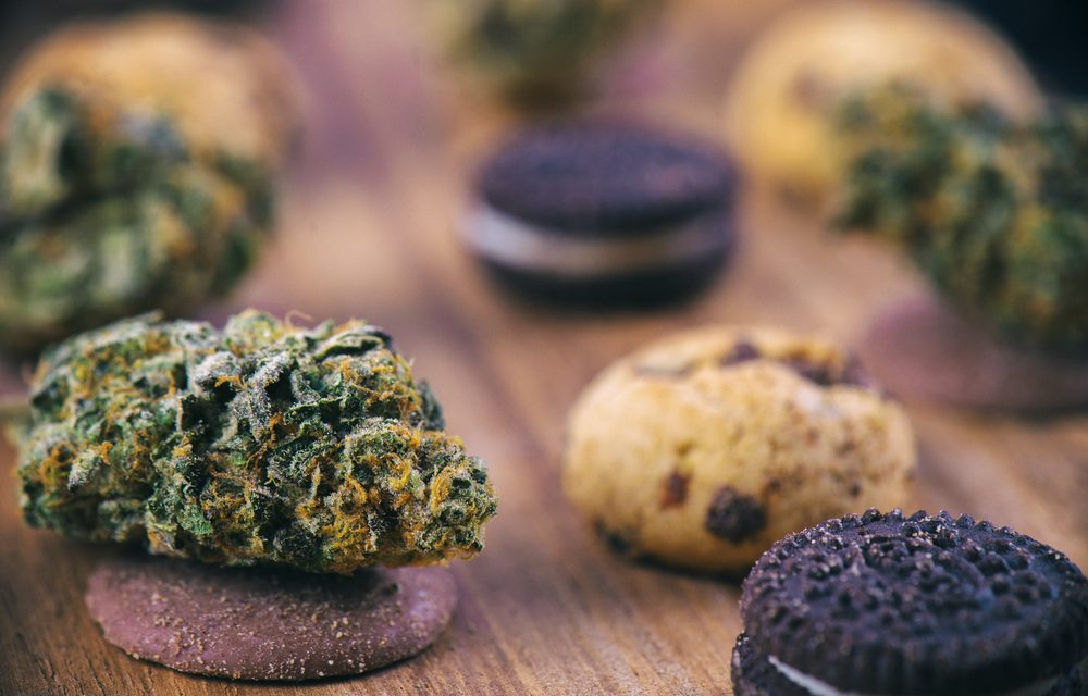 Upset Tummy? Researchers Suggest Marijuana Edibles May Help