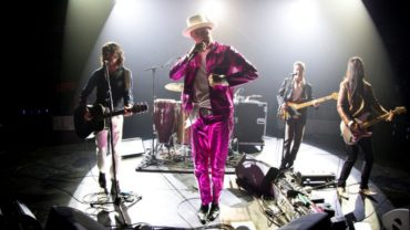 The Tragically Hip. (Photo via Toronto Star)