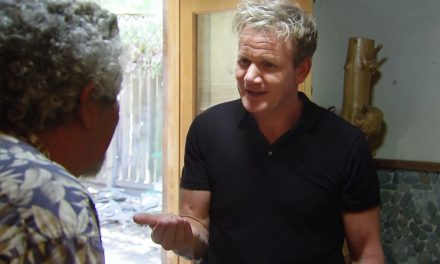 Gordon Ramsay Pretends He's Shocked Hotelier is High; Convinces No One