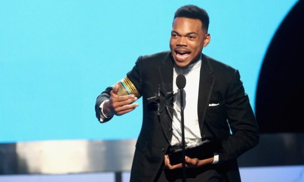 Hip Hop Artist Chance Receives Humanitarian Award, Advocates Marijuana