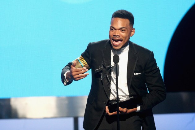 Hip Hop Artist Chance Receives Humanitarian Award, Advocates Marijuana