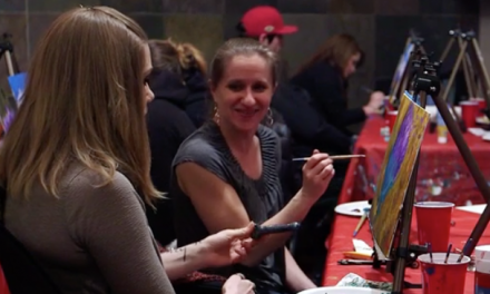 Puff, puff, paint: Weed and art classes in SF