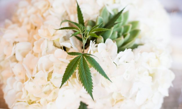 'I Do' Becomes 'I Doobie'- Legal Weed is The New Wedding Favor