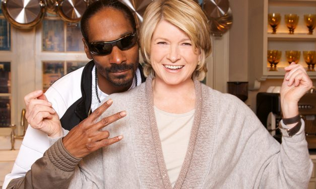 Martha & Snoop's Potluck Dinner Party Gets an Emmy Nomination