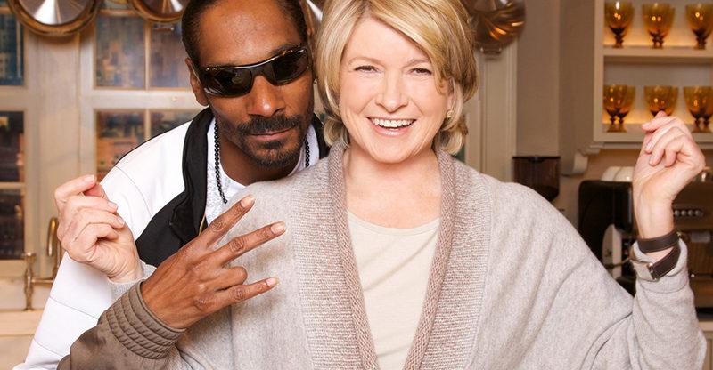 Snoop martha emmy nom