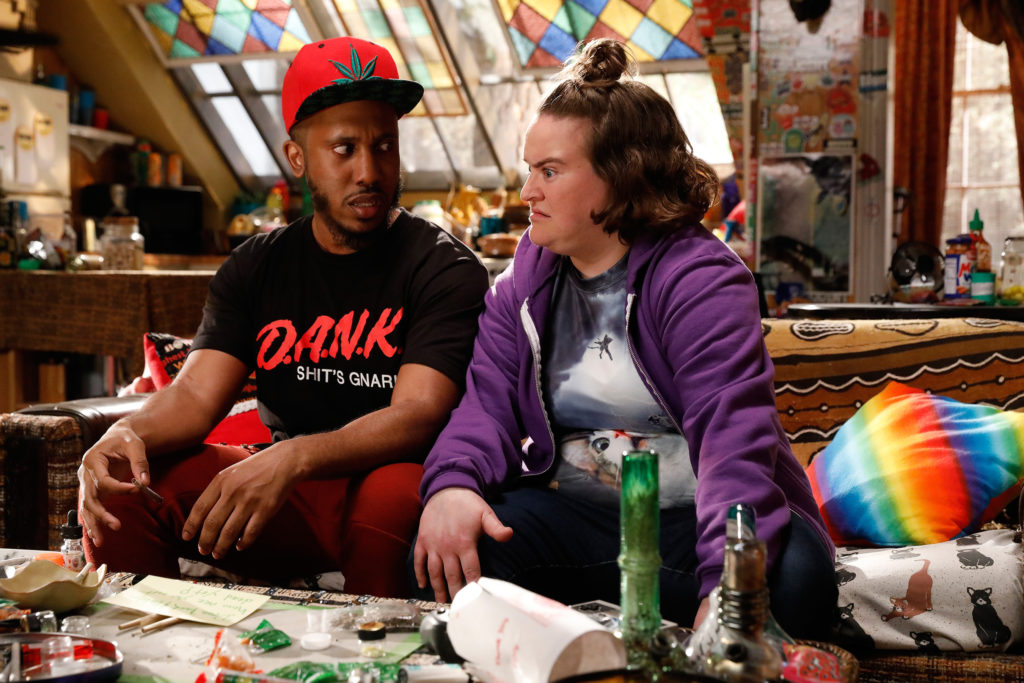 Netflix's Disjointed is a hot mess. Here's why you'll love it.
