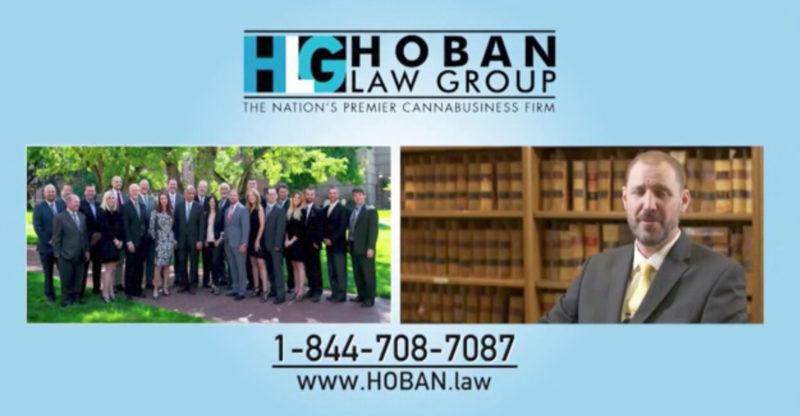 Hoban Law group advertisement