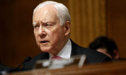 Republican Senator Orrin Hatch declares it's 'high time' to work together concerning weed