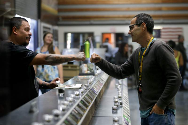 Cannabis businesses are on a hiring spree. Here's how much the jobs pay