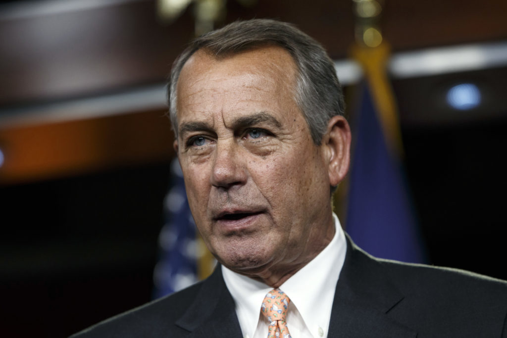 John Boehner, who opposed legalization, joins cannabis firm's board