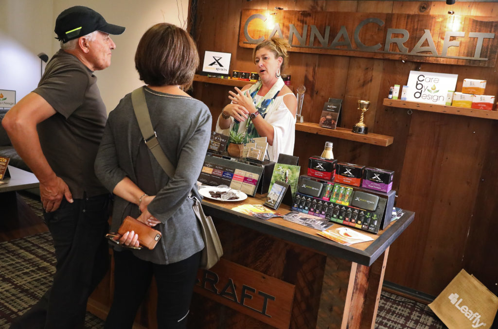 Flowers, craft beer and a bus: How a cannabis tour shows off Sonoma County