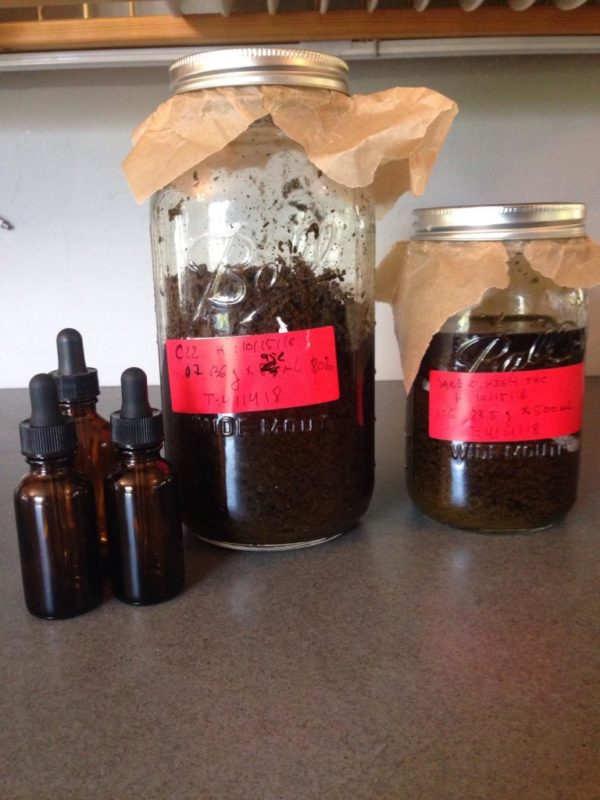 DIY extraction: How to make cannabis tinctures at home