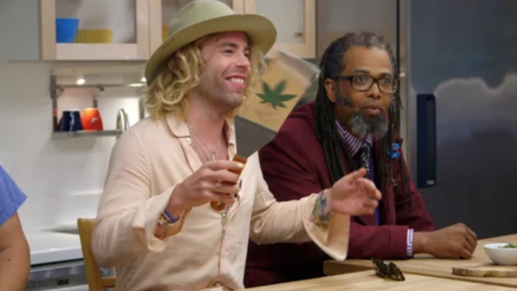 Cannabis-infused 'Cooking on High' may be the worst food show on Netflix