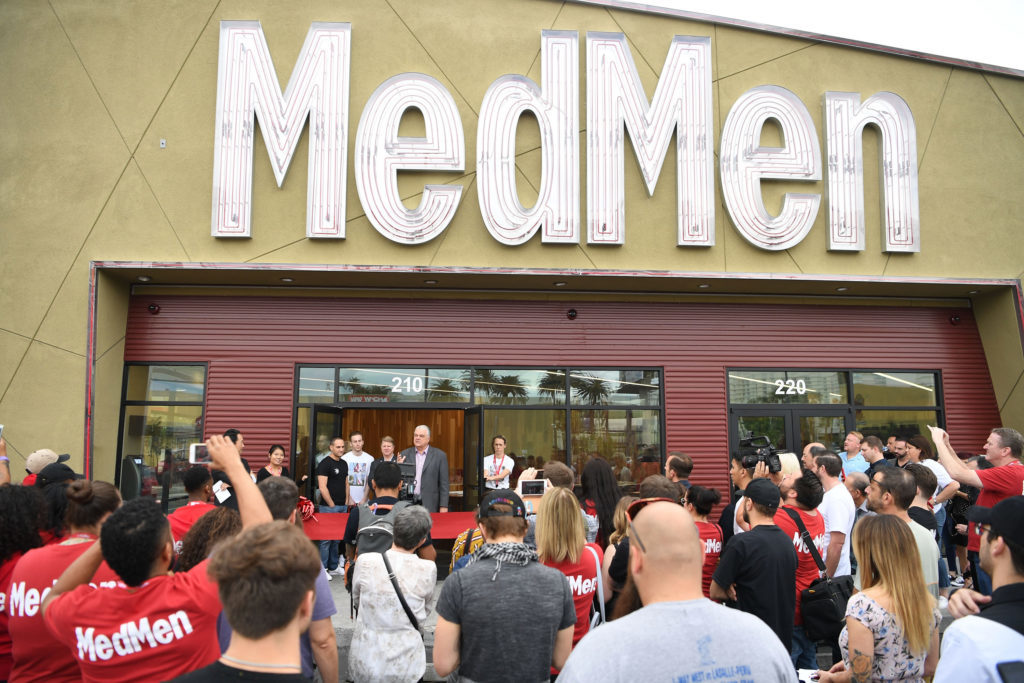 In world's biggest cannabis deal, California's MedMen merges with PharmaCann